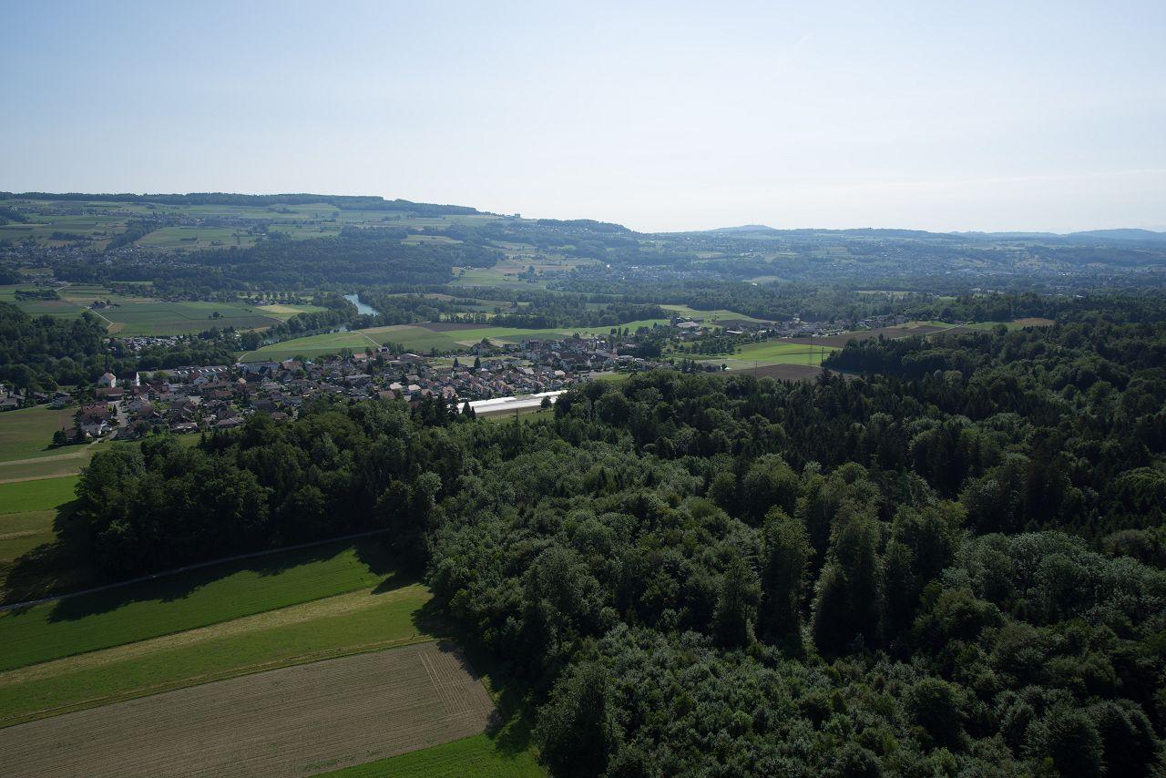 Reussschlaufen Niederwil